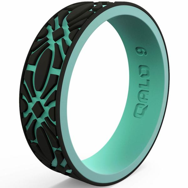 Women's Strata Silicone Ring