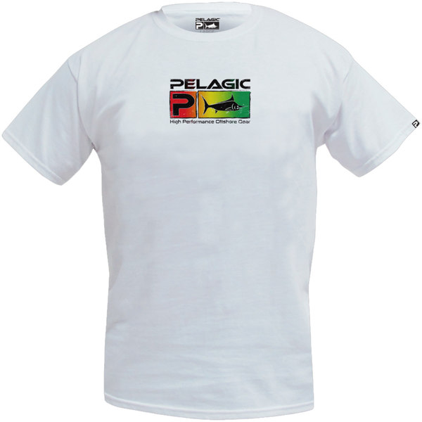 Men's Delux Rasta Fade Shirt
