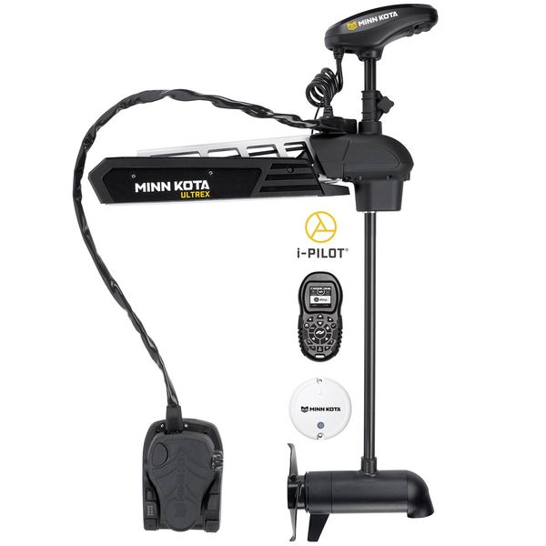 Ultrex i-Pilot Freshwater Bow-Mount Trolling Motors with MEGA Down Imaging