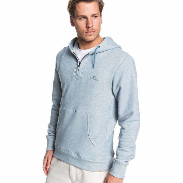 Men's Ocean Nights Fleece Hoodie