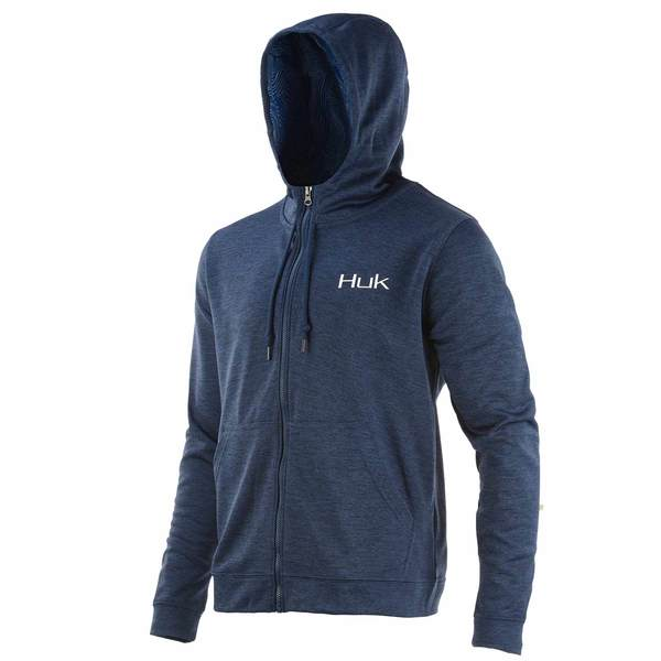 Men's Hull Full-Zip Fleece Hoodie