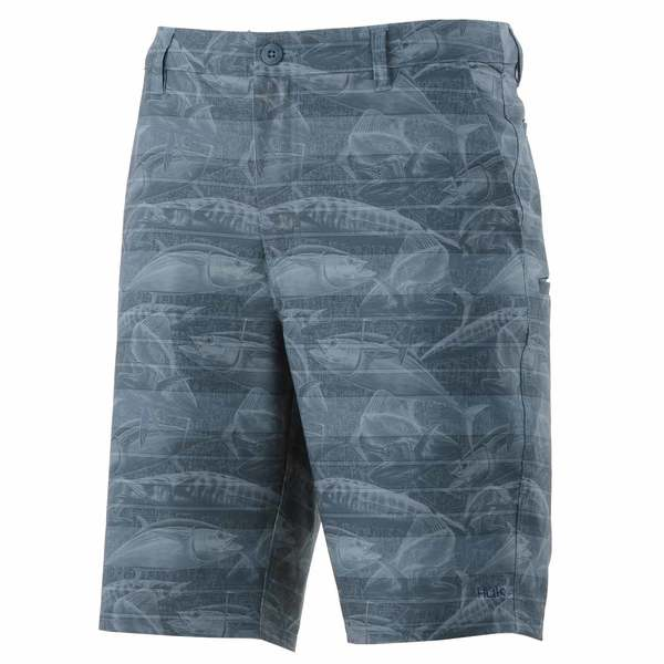 Men's Fish Market Swim Trunks