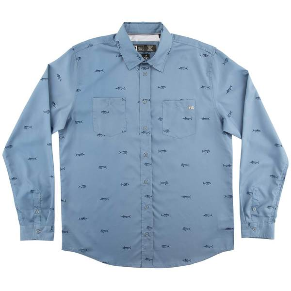 Men's Markets Tech Shirt