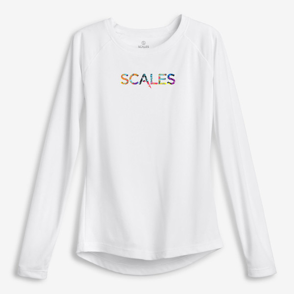 Women's Tropical Scales Performance Shirt