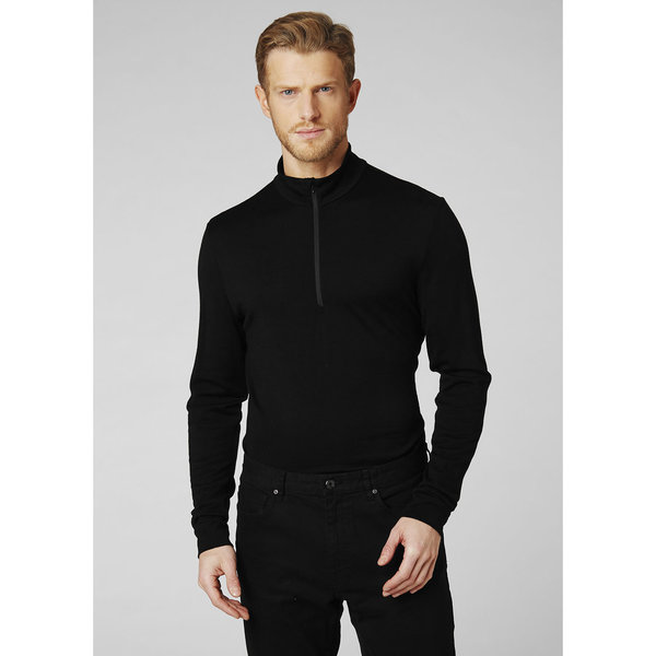 Men's HH Merino Mid 1/2 Zip