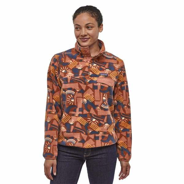 Women's Lightweight Synchilla® Snap-T® Pullover