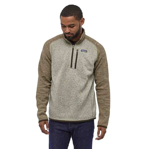 Men's Better Sweater Fleece 1/4 Zip