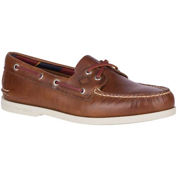 Men's A/O 2-Eye Plush Varsity Boat Shoes