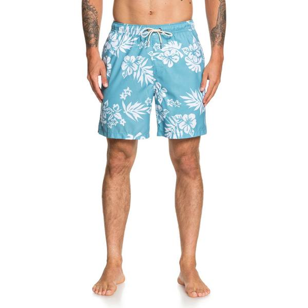 Men's Floral Feeling Swim Trunks