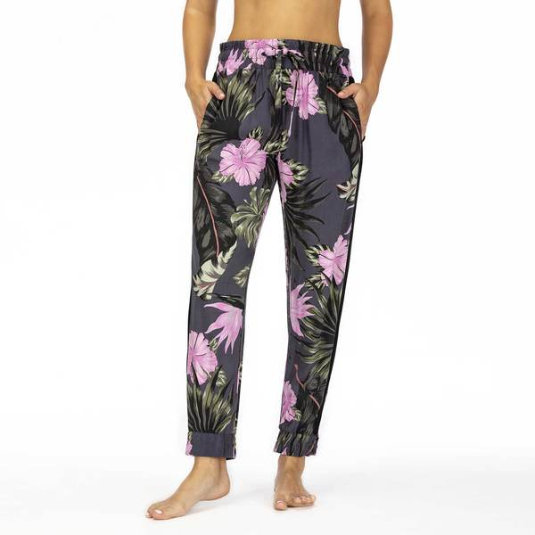 Women's Printed Beach Jogger Pants