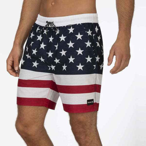 Men's Patriot Swim Trunks
