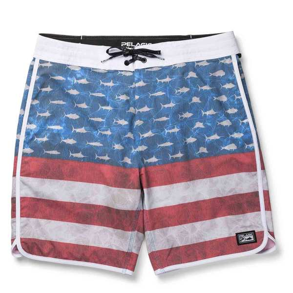 Men's The Slide Americamo Boardshorts