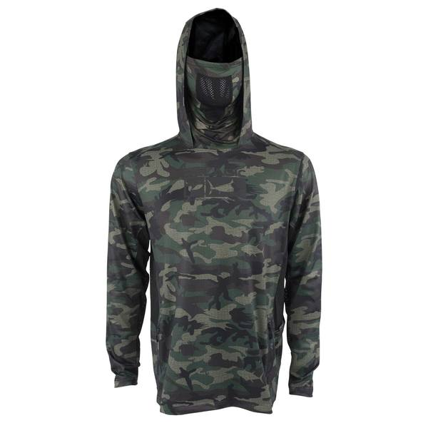 Men's Exo-Tech 2.0 Performance Fishing Hooded Shirt