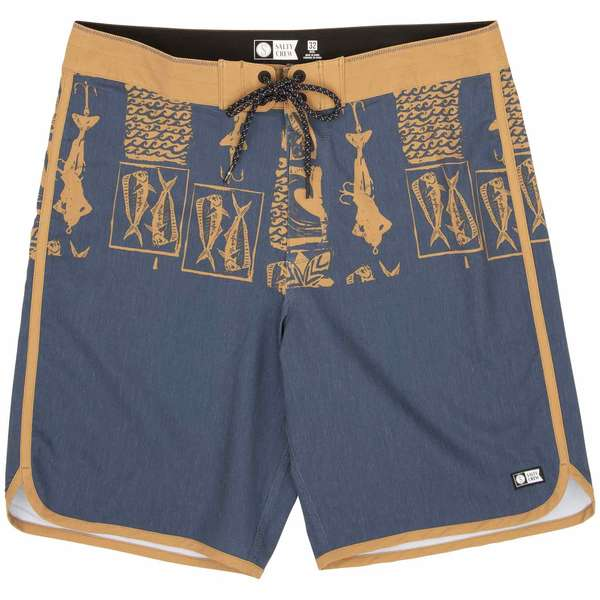 Men's Cut Out Board Shorts
