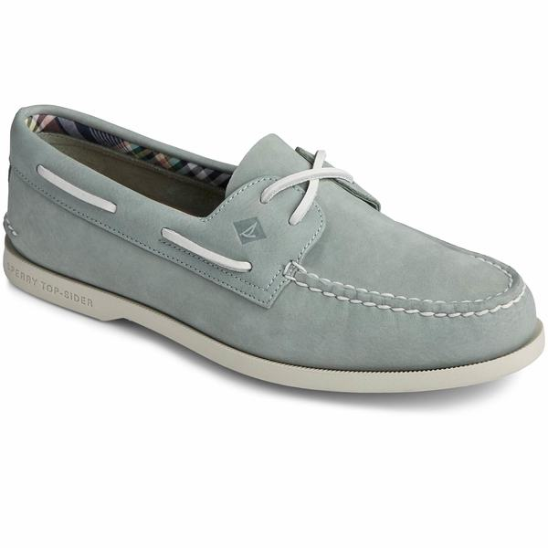Men's Plushwave A/O 2-Eye Washable Boat Shoes