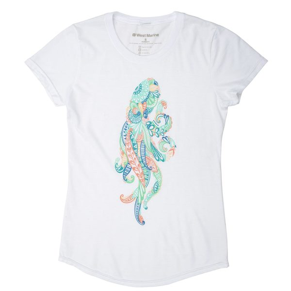 Women's Octopus Shirt