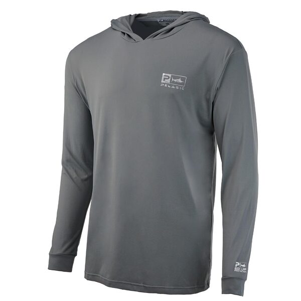 Men's Aquatek Icon Hooded Shirt