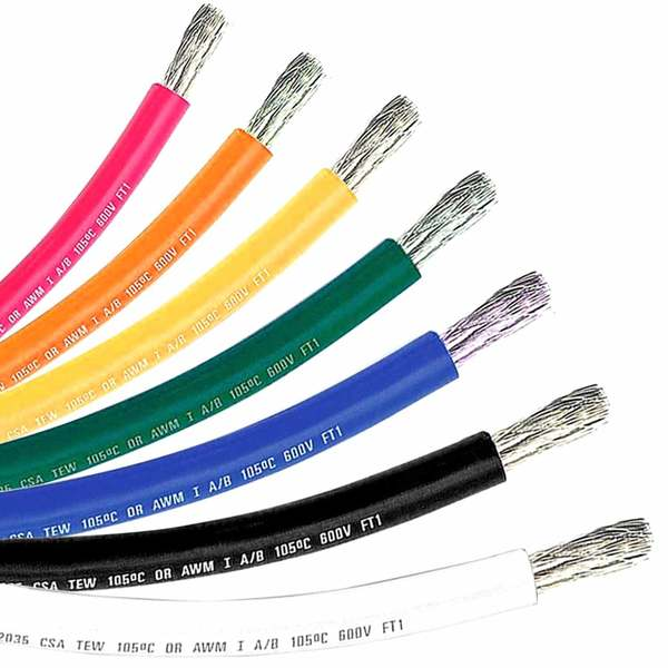 16 AWG Primary Wire by the Foot