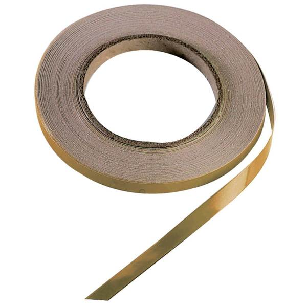 Premium Boat Striping Tape, Metallic Gold