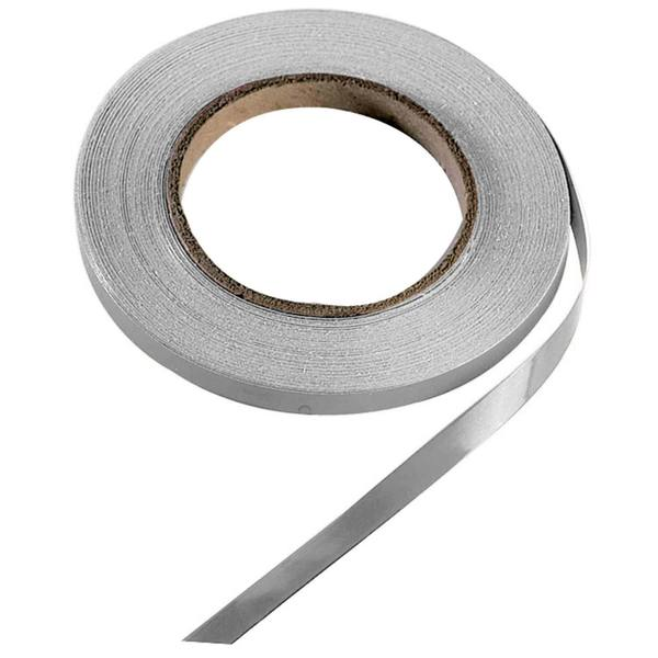 Premium Boat Striping Tape, Metallic Silver