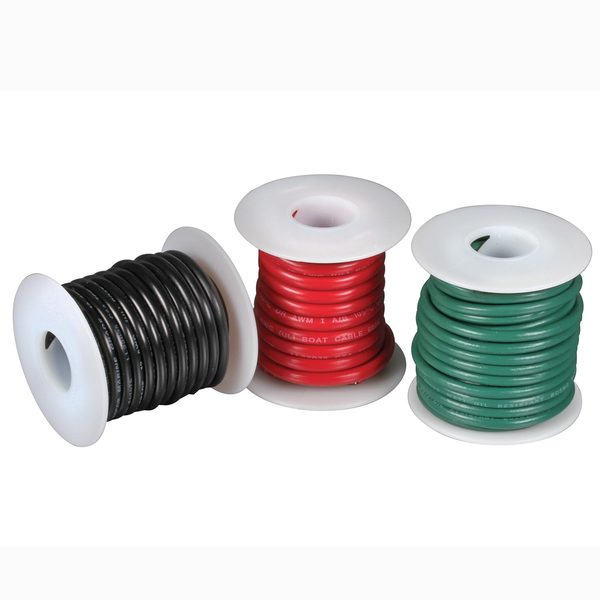 ANCOR Primary Wire, 18 Gauge, 100\' Spool | West Marine