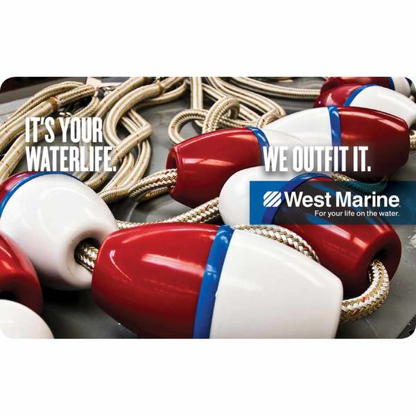 WEST MARINE The West Marine Gift Cards | West Marine