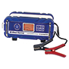 Automatic 30A Portable Battery Charger with Engine Start