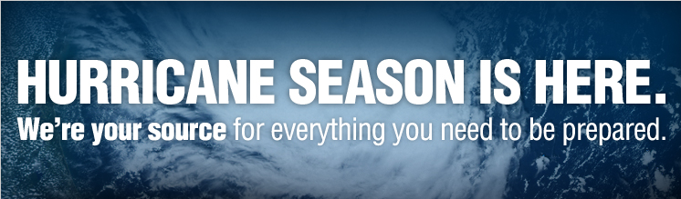 West Marine - Hurricane Season is Here. We're your source for everything you need to be prepared.