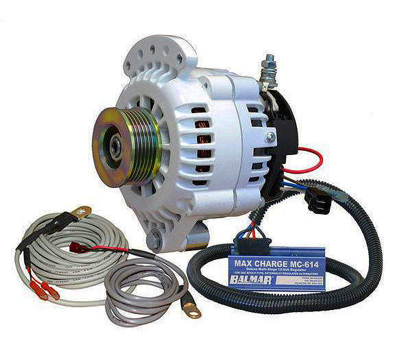 621 series single foot alternator kit