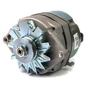 68-amp Delco-style three-wire alternator