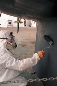 A guide to choosing bottom paint for your boat