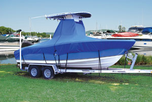 Selecting the Right Boat Cover | West Marine