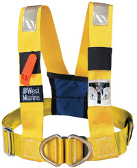 West Marine brand ultimate safety harness
