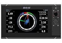B & G Zeus 3 12 multifunction display