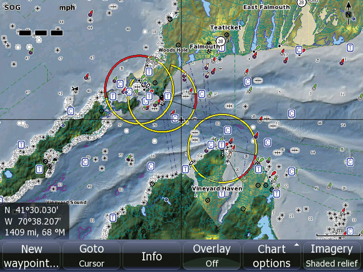 Selecting Electronic Cartography for Boats | West Marine