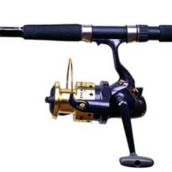 Selecting a rod and reel combo west marine for Deep sea fishing rods and reels combo