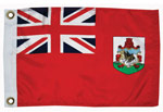 British Virgin Island courtesy flag