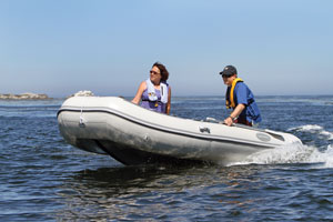 Choosing a West Marine Inflatable Boat | West Marine