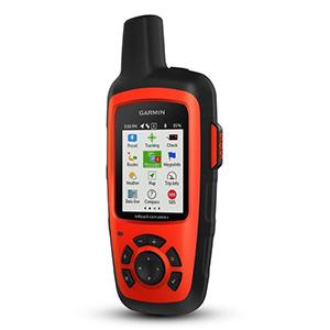 Garmin inReach explorer satellite messenger