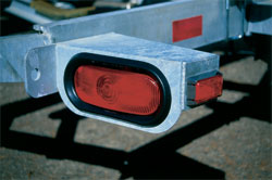 your trailer s light system west marine trailer lights