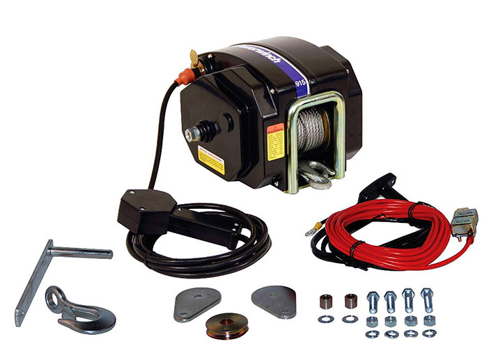 Powerwinch 915 electrical trailer winch