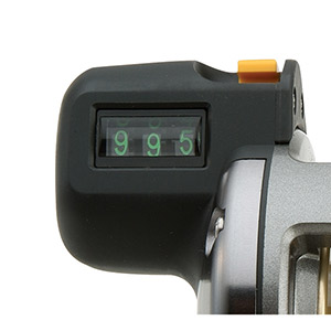 Shimano TEK300Lc line counter reel
