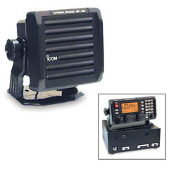Icom Sp24 Remote Speaker For M802, Communication Accessories for Boats & Yachts
