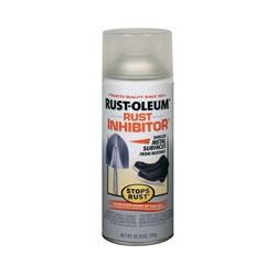 Rust Oleum Clear Rust Inhibitor Spray, Specialty & Nonskid Paints for Boats & Yachts