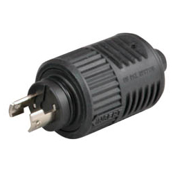 Scotty 12v Downrigger Plug (plug Only), Fishing Trolling Motor Accessories for Boats & Yachts