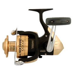 Shimano Socorro Spinning Reels Soc8000f 220/16lb Yds/test 4 9 1 Gear Ratio 20 5 Oz, Spinning Fishing Reels for Boats & Yachts