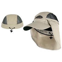 Guy Harvey Convertible Guide Hat, Boating Technical Hats