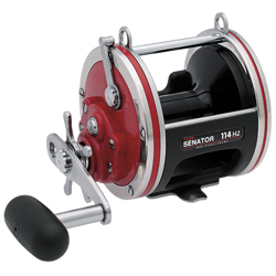 Penn High Speed Special Senator Reels 112h2 375yds/30lb Gear Ratio 4 1 Weight 22 Oz, Conventional Fishing Reels for Boats & Yachts