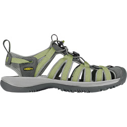 Keen Women's Whisper Sandals Vaporous Grey 6 5, Women's Boating Sandals