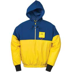 Old Harbor Outfitters Men's North Rip Jacket Gray/yellow 2xl, Men's Fishing & PVC FWG Tops